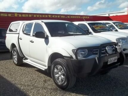 2011 Mitsubishi Triton MN MY12 GL-R 4 Speed Automatic Murray Bridge Murray Bridge Area Preview