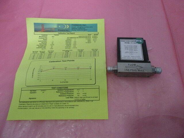 Tylan FC-260 Mass Flow Controller, MFC, SIH2CL2, 200 SCCM, 421329