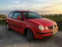 VW Polo 1.4 FSI Sport 3dr £795 ono