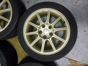 subaru sti v9 wheels