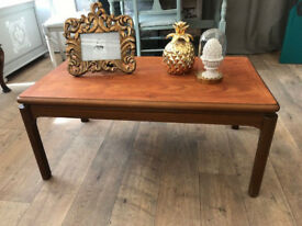 Lovely retro coffee table