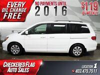 2008 Honda Odyssey EX W/ Dual Sliding Doors-7 Passenger $119/BW!