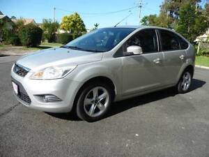2010 Ford Focus Hatch AUTOMATIC-VERY LONG REGO & GOOD K's Southport Gold Coast City Preview