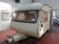 Classic 1988 Windrush Celeste Caravan. £300 ONO