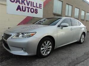 2013 Lexus ES 300h NAVIGATION PREMIUM TECH CAMERA SAFETY