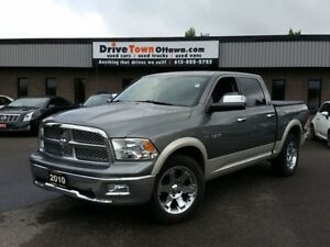 2010 Dodge Ram 1500 LARAMIE CREW CAB 4X4  **ALL THE OPTIONS**