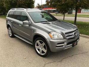 2012 MERCEDES GL350 DIESEL AMG NAVI CAM PANO NO ACCIDENTS BLUTEC