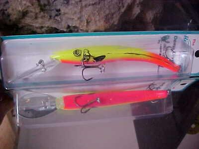 Reef Runner 800-25 Series Deep Cast//Troll Lure for Trout//Bass//Walleye//Salmon