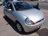 2006 05 FORD KA 1.3 COLLECTION A/C 3D 69 BHP
