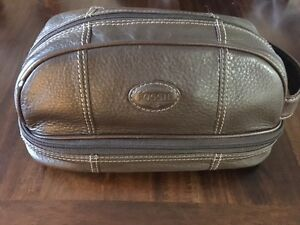 Fossil Leather Travel Bag