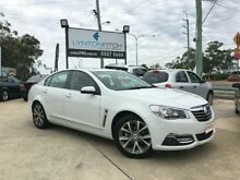 2015 Holden Calais VF MY15 White 6 SPEED Semi Auto Sedan Southport Gold Coast City Preview