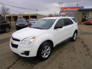 2014 CHEVROLET EQUINOX LS 4 CYL SUV LOW PRICE EASY CAR FINANCE