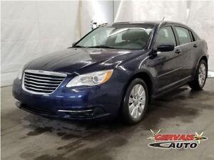 Chrysler 200 LX A/C *Bas Kilométrage* 2013