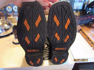 HARLEY DAVIDSON (STEEL TOE BOOTS)CSA APPROVED