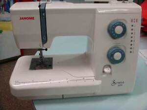 JANOME SEWING MACHINE  ...  SEWIST 509  .....  XMAS GIFT IDEA Morpeth Maitland Area Preview