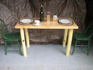 Maple Dinette Table