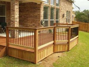 Professional Decks and Railings