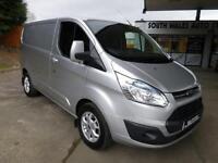 Ford Transit Custom 2.2TDCi ( 125PS ) 2014 270 L1H1 Limited