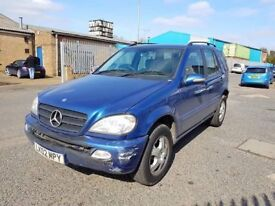 Mercedes ml270 CDi auto towbar low miles