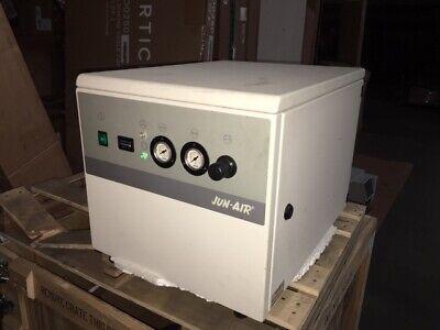 Jun-air Oil-less Rocking Piston Air Compressor Of322-4m Quiet 30day Warranty