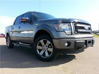 2014 Ford F-150 SUPERCREW FX4 .. BUILT FOR WORK !! MADE FOR YOU!
