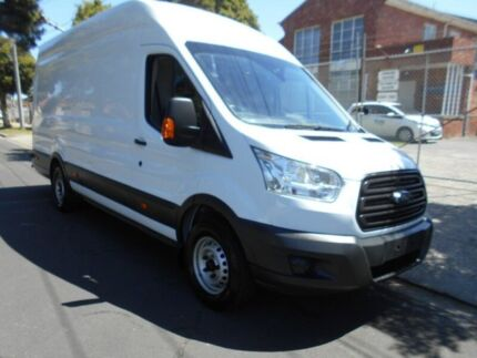 2014 Ford Transit VO 350E White 6 Speed Manual Van