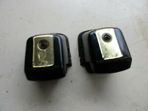 Rear licence plate lights Citroen Sm