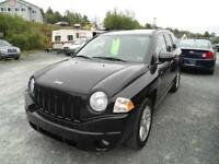 2010 JEEP COMPASS 4X4 AUTO NORTH EDITION ONLY $ 6,950!