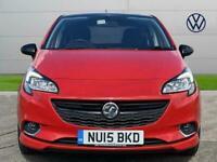 2015 Vauxhall Corsa 1.4 Limited Edition 5Dr Hatchback Petrol Manual