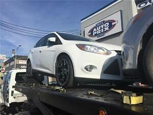 2013 Ford Focus SE-FULL-AUTOMATIQUE-MAGS-CUIR