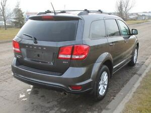 2015 Dodge Journey SXT/3rd ROW SEATING/ REAR HEATING AND AIR CON Edmonton Edmonton Area image 5