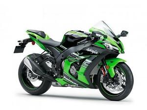 2016 Kawasaki Ninja zx10 ABS Kawasaki Racing Team Edition