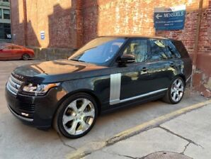 2016 Supercharged Land Rover Range Rover