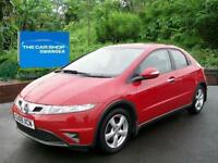 2009 HONDA CIVIC 1.4 i VTEC SE 5 DOOR F.S.H
