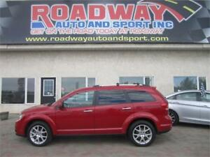 2016 Dodge Journey R/T   AWD   NAV   DVD   7 Passenger