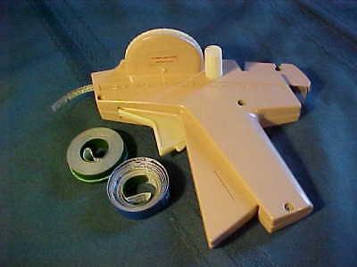 Dymo Labelmaker Plastic Embossing Label Maker Tape Works