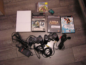 Slim PlayStation 2 Plus