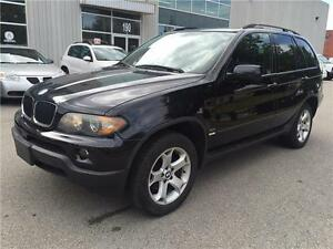 2004 BMW X5 3.0i - LEATHER SUNROOF - JUST ARRIVED