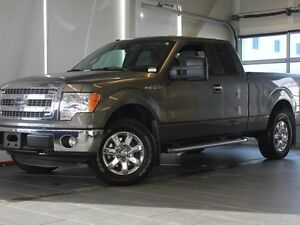 2013 Ford F-150 XLT-Trailer Brake-Backup Sensors/Camera