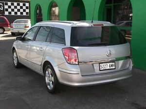 2005 Holden Astra AH MY05 CDX Silver 4 Speed Automatic Wagon Nailsworth Prospect Area Preview