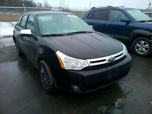 parting out 2009 ford focus
