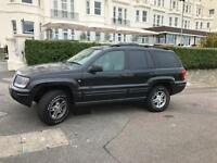 2004 Jeep Grand Cherokee 2.7 CRD Sport Station Wagon 4x4 5dr