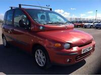 Fiat Multipla 1.6 16v 100 ELX