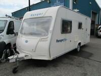 Bailey Ranger 510/4 5 berth tourer.