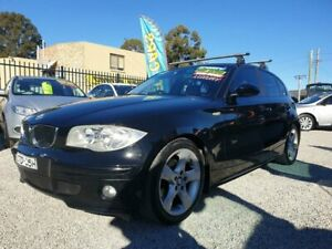 2005 BMW 120i E87 5D HATCH, SUNROOF, LEATHER, REGO, JUST SERVICED! North St Marys Penrith Area Preview