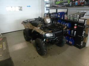 2016 HONDA RUBICON 500 DCT IRS EPS West Island Greater Montréal image 1