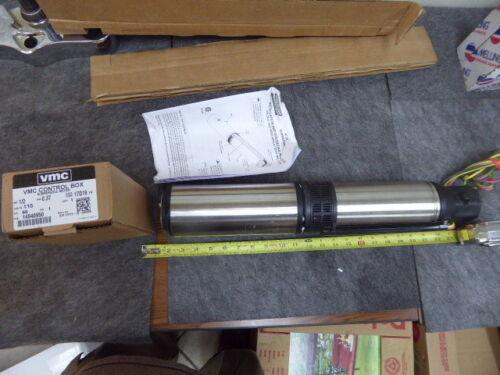 Home Plumber 654984 Deep Well Submersible Pump 3130-034