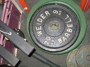 weights 50 cents per lbs sell as package Gatineau Ottawa / Gatineau Area image 2