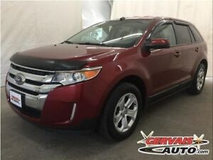 Ford EDGE SEL Ecoboost Navigation MAGS Bluetooth 2013