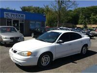2003 Pontiac Grand Am Fully Certified and Etested!